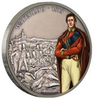 Segunda moneda de la serie Batallas que cambiaron la Historia
