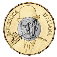 Italia homenajea al cómico Totó