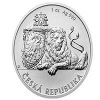 La República Checa emite su primera moneda de bullion