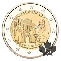 Mónaco homenajea a la Guardia del Príncipe