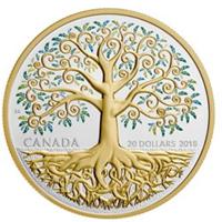 El Árbol de la Vida de Canadá
