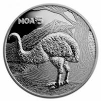 El Moa protagoniza la nueva moneda neozelandesa