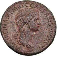 Vida de Agripina La Mayor