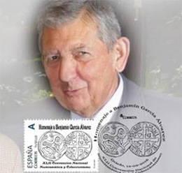 Falleció Benjamín García Álvarez, presidente del grupo Filatélico y Numismático Ovetense