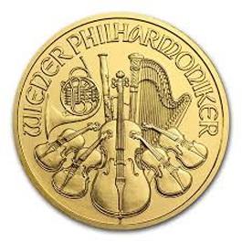 """La """"Filarmónica"""" 2016 encabeza la venta de bullion en Europa"""