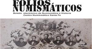 """""""Folios Numismáticos"""" número 88, octubre 2016"""