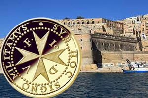 """Malta recuerda a la """"Patakka"""" de 1565, ahora en oro"""