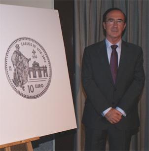 III Centenario del nacimiento de Carlos III en 10 euros plata
