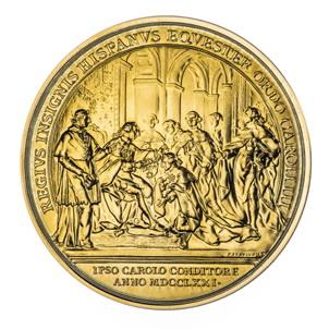 "Medalla ""Virtuti et Merito"""