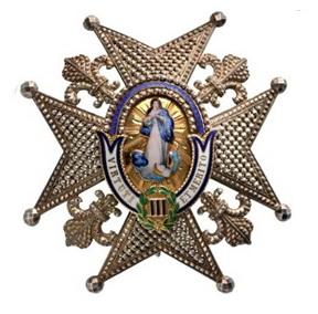 La Real y Distinguida Orden Española de Carlos III