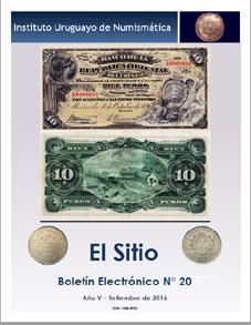 """Boletín Electrónico """"El Sitio"""" número 20"""