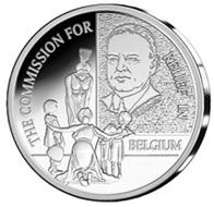 """Hace cien años: """"Comisión para la ayuda a Bélgica"""""""