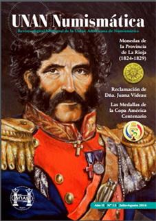 """Revista """"UNAN Numismática"""""""