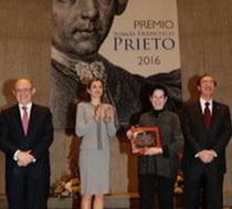 La Reina Letizia entregó a Mitsuo Miura el XXVII Premio Tomás Francisco Prieto