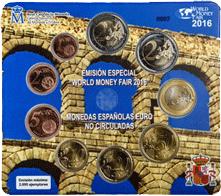 Segovia en Berlín, euroset 2016 en la World Money Fair