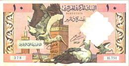 Argelia, serie de dinares de 1964