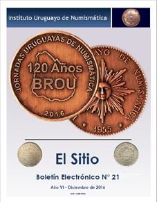 """Boletín Electrónico """"El Sitio"""" número 21"""