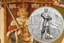El mítico Rey Arturo, monarca de las Islas Cook