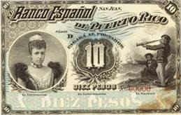 Billetes de Puerto Rico (III): El Banco Español de Puerto Rico