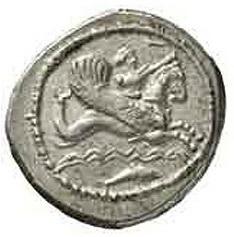 La mitología y la moneda: Fenicia