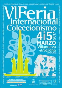 En marcha la VI Feria Internacional de Coleccionismo de Villanueva de la Serena, Badajoz