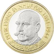 Tercer presidente de Finlandia: Pehr Evind Svinhfvud