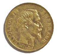 Monedas de oro en la próxima subasta de Catawiki
