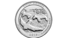 Primera emisión Quarter de EEUU en 2017