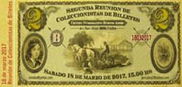 """El Centro Numismático de Buenos Aires acogerá la 2ª Edición del encuentro """"COLECCIONISTAS DE BILLETES"""""""