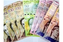 Venezuela recibe el resto de billetes dos meses tarde