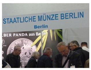 """Berlín acogió el XVIII Salón de """"Numismata 2016"""""""