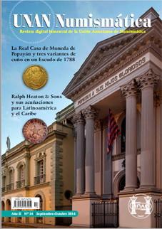 Nueva edición de UNAN Numismática