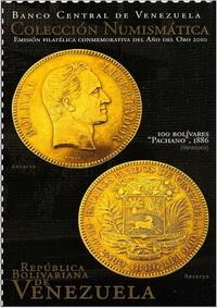 Bolívar en las monedas del Mundo