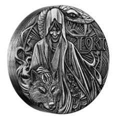 Tuvalu y los dioses nórdicos: Loki