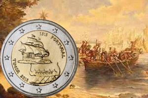 Portugal celebra con 2 euros los 500 años del descubrimiento de Timor