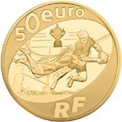 """Francia dedica una emisión muy original al Rugby World Cup """"London 2015"""""""