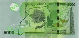 Billete de Uganda