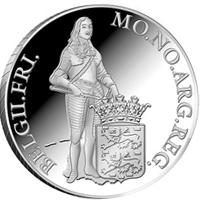Frisia protagoniza el último ducado de plata de 2017