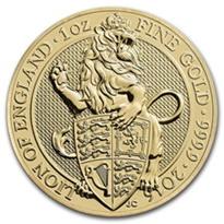 """La """"bestia"""" de la reina Isabel II: el león"""