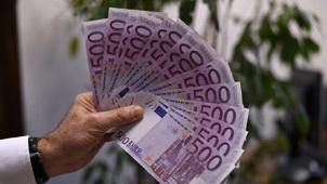 El BCE estudia la retirada de los billetes de 500 euros