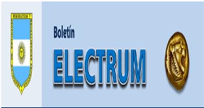 """Boletín """"Electrum"""" nº 187, marzo 2016"""