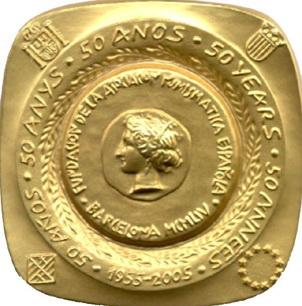 Programa de la XXXIX Semana Nacional de Numismática