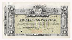 Nuevos Billetes de los Bancos de Crédito