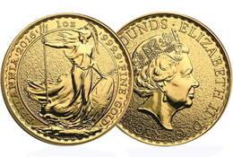 Las consecuencias del Brexit benefician la venta de oro