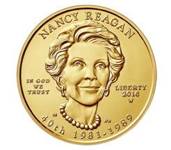 """""""Primera Dama"""" de los estados Unidos número 40: Nancy Reagan"""
