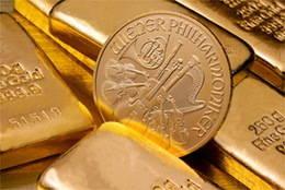 Gran parte de las reservas de oro de los gobiernos y bancos centrales son monedas