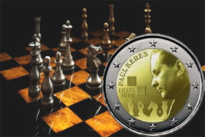 Paul Kares: el eterno campeón de ajedrez sin corona en 2 euros