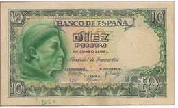 Comentarios al diseño de billetes: Una colección de los años 50 (Segunda parte)
