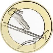"""Saltos de Esquí entre los """"Deportes"""" de Finlandia"""