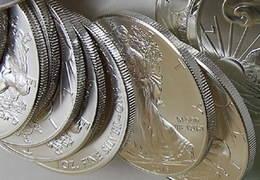 Las ventas del bullion Silver Eagle registraron las mejores cifras de los últimos 3 años
